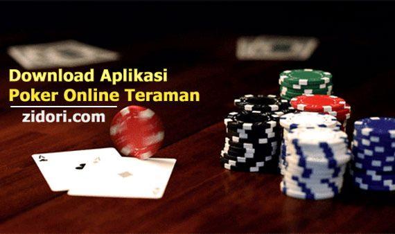 Download Aplikasi Poker Online Teraman